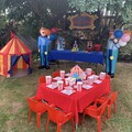 Carnival Circus Party Package