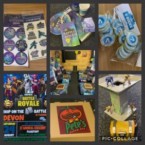 Fortnite Party Package